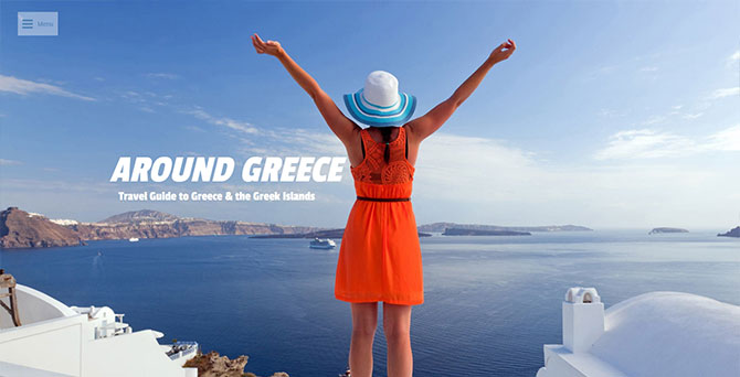Around Greece Travel Guide